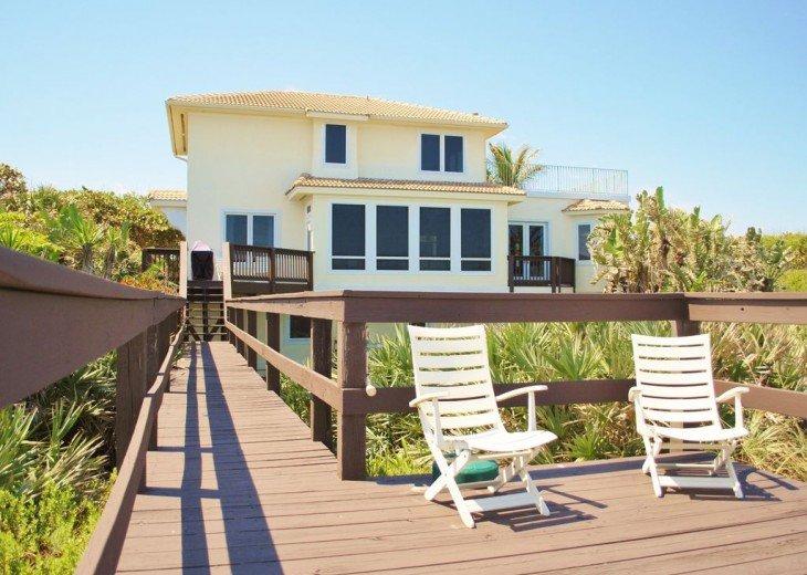 Beautiful Oceanfront, Multiple huge decks, The Most Desirable Beach in S.Brevard #3