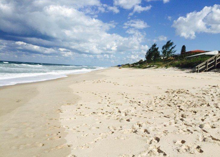 Beautiful Oceanfront, Multiple huge decks, The Most Desirable Beach in S.Brevard #23