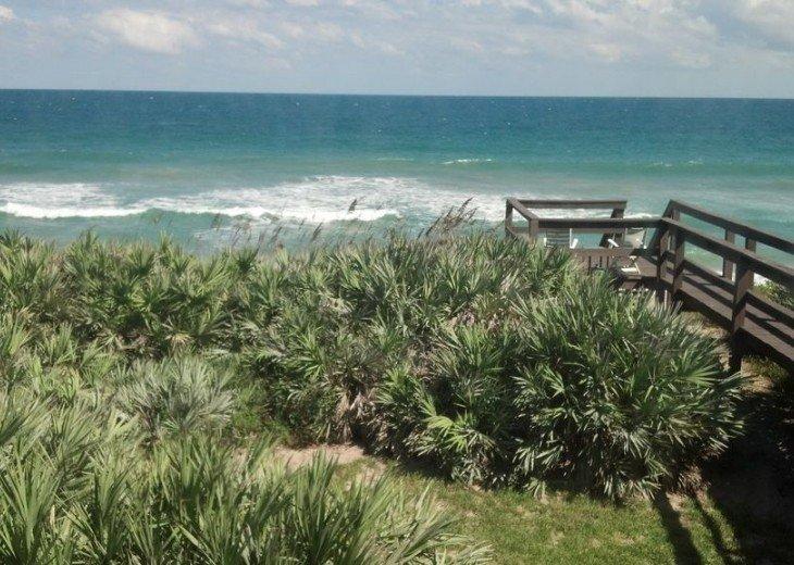 Beautiful Oceanfront, Multiple huge decks, The Most Desirable Beach in S.Brevard #21