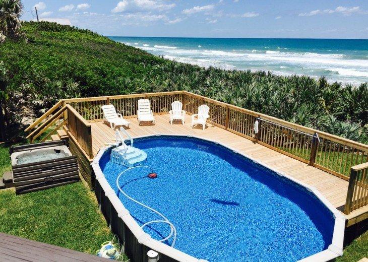 Beautiful Oceanfront, Multiple huge decks, The Most Desirable Beach in S.Brevard #22