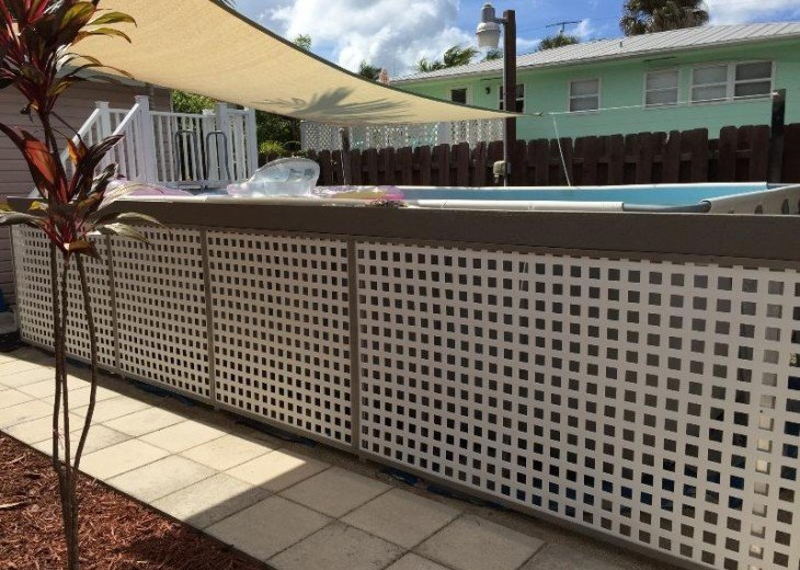 Chance in Paradise Fort Myers Beach Vacation Rental #19-1208 #11