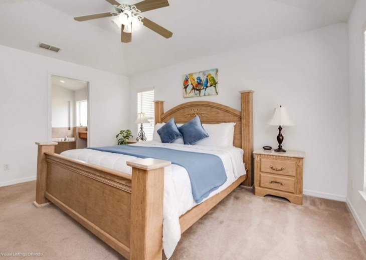 Stay in this beautiful 4 Bedroom Aviana Resort vacation home with game room - ju #15