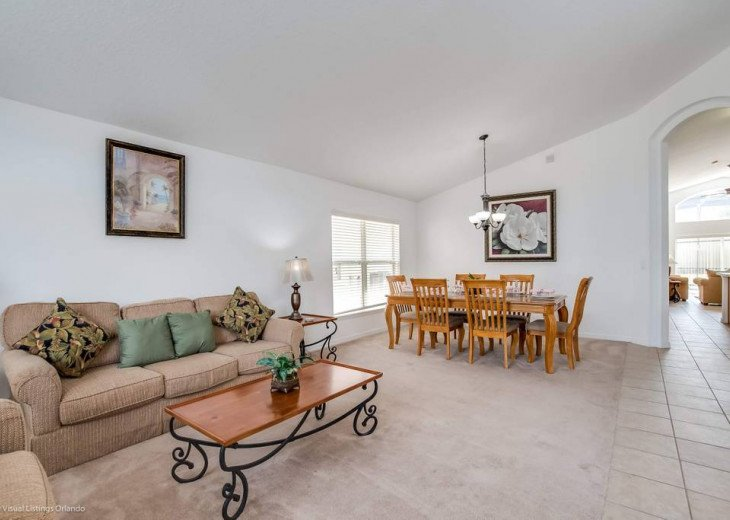 Stay in this beautiful 4 Bedroom Aviana Resort vacation home with game room - ju #13
