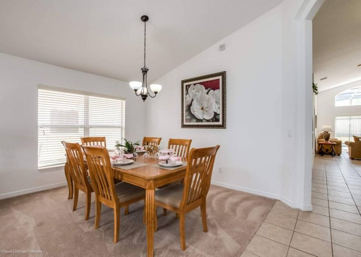 Stay in this beautiful 4 Bedroom Aviana Resort vacation home with game room - ju #10
