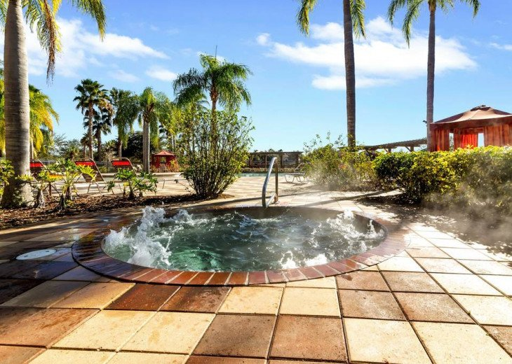 Stay in this beautiful 4 Bedroom Aviana Resort vacation home with game room - ju #38