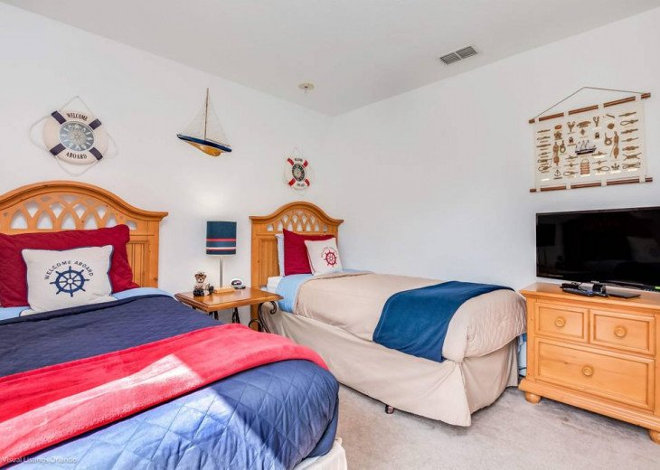 Stay in this beautiful 4 Bedroom Aviana Resort vacation home with game room - ju #28