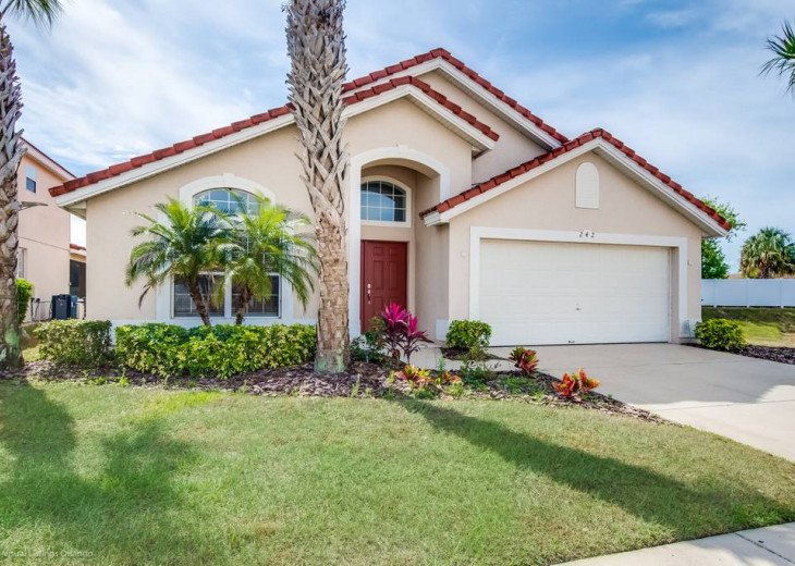 Stay in this beautiful 4 Bedroom Aviana Resort vacation home with game room - ju #2