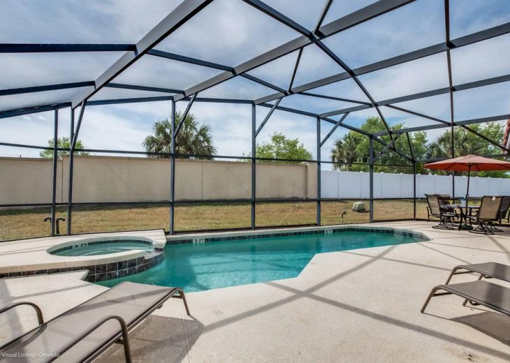 Stay in this beautiful 4 Bedroom Aviana Resort vacation home with game room - ju #34