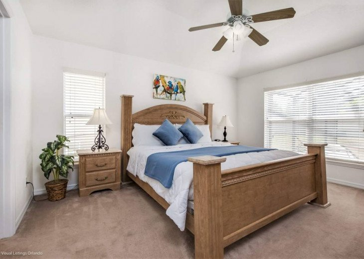 Stay in this beautiful 4 Bedroom Aviana Resort vacation home with game room - ju #14