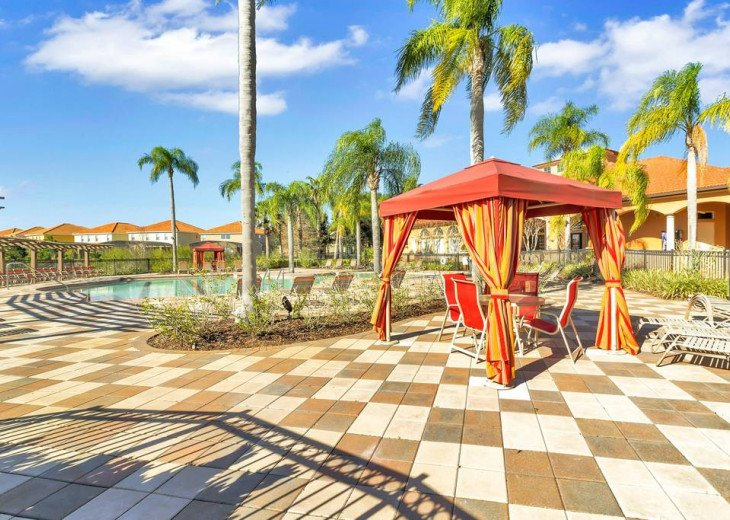 Stay in this beautiful 4 Bedroom Aviana Resort vacation home with game room - ju #37