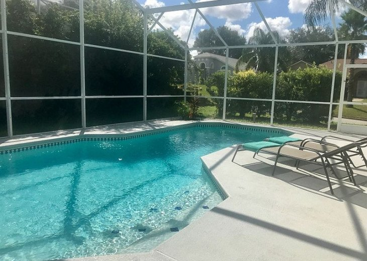 Enjoy the comforts of this 3 br pool home in Westridge HWY 27 #17