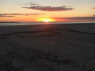 Beautiful sunsets on the gulf