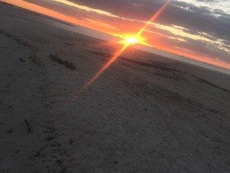 Unbelievable sunsets on Vanderbilt Beach