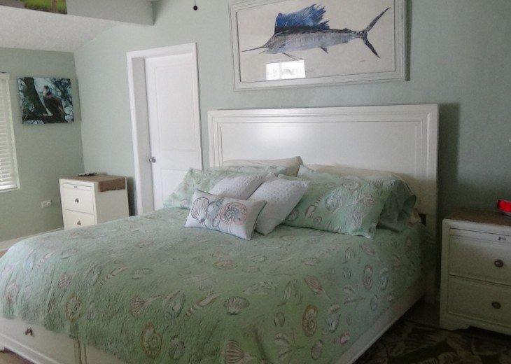 Master Bed Room King Bed