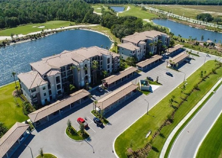 New Corner Cozy and amazing View /Upgraded 3Bds+2 Baths Condo/Golf Free #18