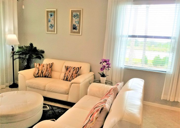 New Corner Cozy and amazing View /Upgraded 3Bds+2 Baths Condo/Golf Free #22