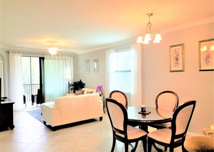New Corner Cozy and amazing View /Upgraded 3Bds+2 Baths Condo/Golf Free #19