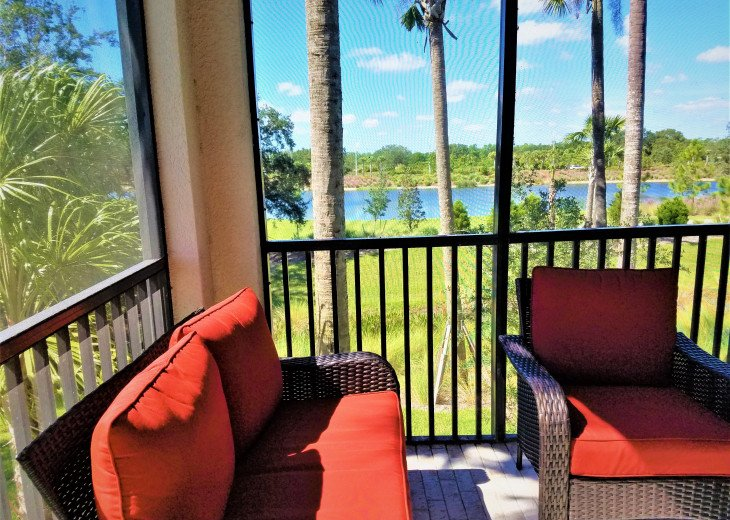 New Corner Cozy and amazing View /Upgraded 3Bds+2 Baths Condo/Golf Free #38