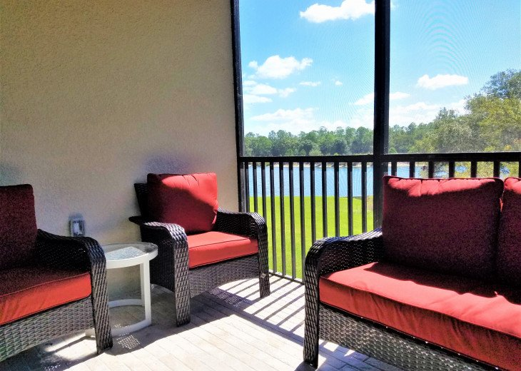 New Corner Cozy and amazing View /Upgraded 3Bds+2 Baths Condo/Golf Free #37