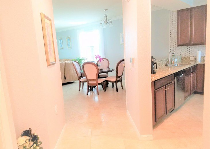 New Corner Cozy and amazing View /Upgraded 3Bds+2 Baths Condo/Golf Free #23