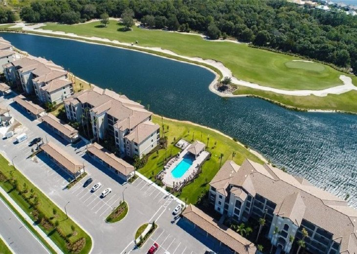 New Corner Cozy and amazing View /Upgraded 3Bds+2 Baths Condo/Golf Free #16