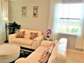 New Corner Cozy and amazing View /Upgraded 3Bds+2 Baths Condo/Golf Free #1