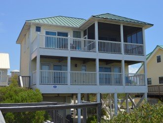 Miss B Haven : GULF FRONT HOME