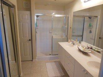 Master Bathroom with Walk-in Closet