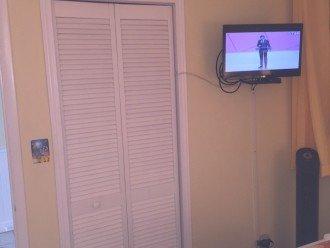 26 IN TV IN BEDROOM
