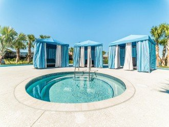 Club house and Resort-style heated Pool and spa.