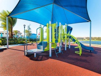 Club house children's playground