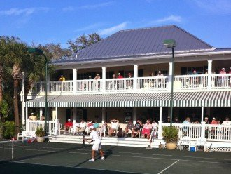 Tennis Clubhouse