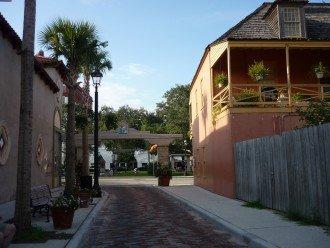 street downtown Saint Augustine_229