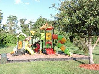 Resort playpark