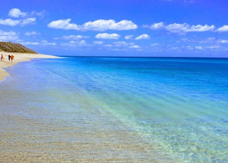 blue blue seas!