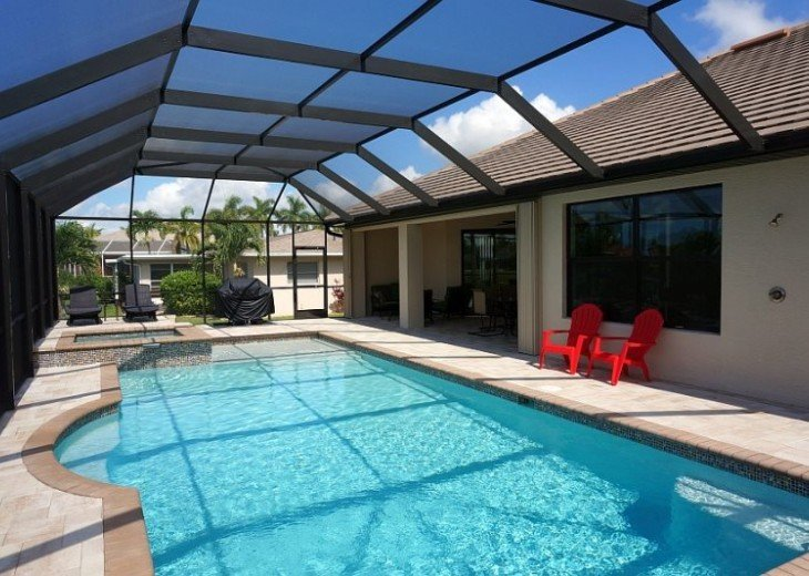 Seascape - Gulf Access Pool and Spa Home #2