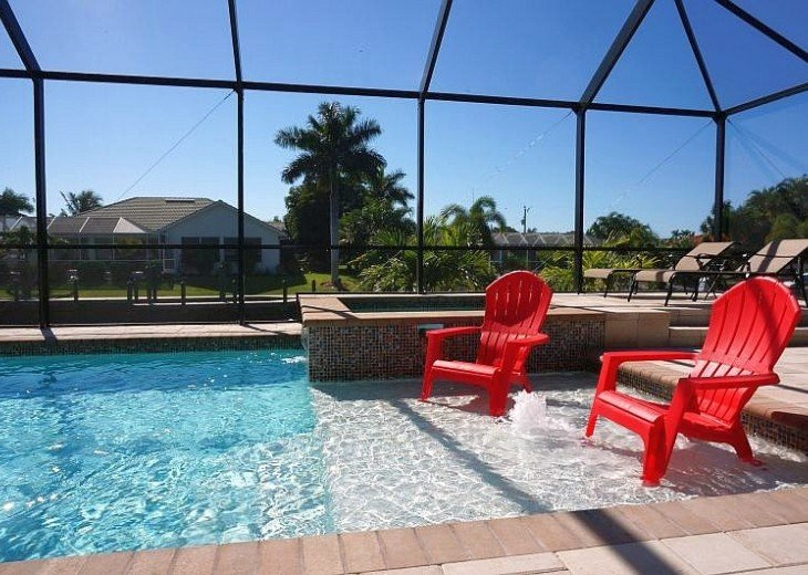 Seascape - Gulf Access Pool and Spa Home #27