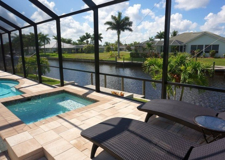 Seascape - Gulf Access Pool and Spa Home #4
