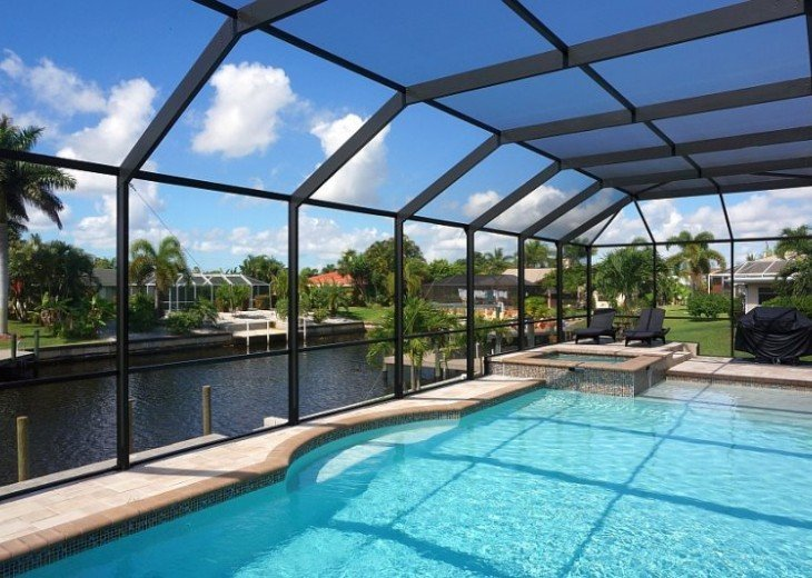 Seascape - Gulf Access Pool and Spa Home #5