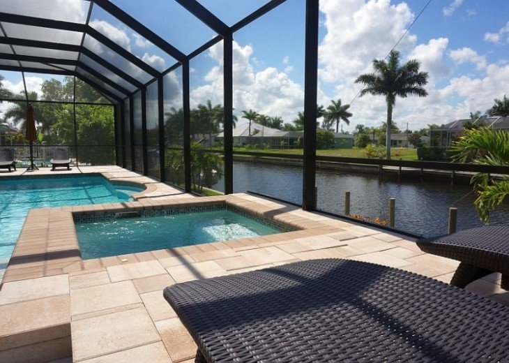 Seascape - Gulf Access Pool and Spa Home #3