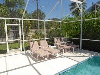 Lounge and yard