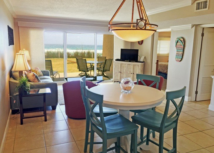 B105 First floor condo directly on the beach! #11