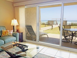 B105 First floor condo directly on the beach! #1
