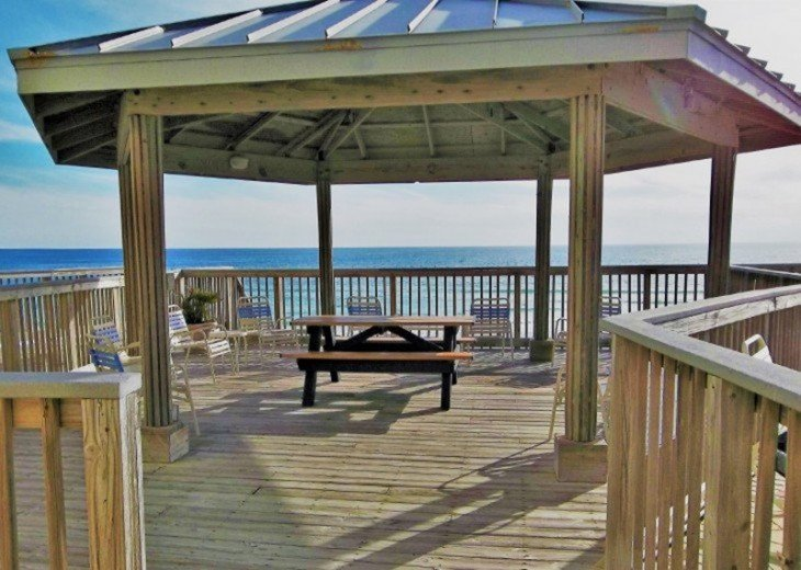 B604 Great views of the gulf to wake up to! Located directly on the beach #25