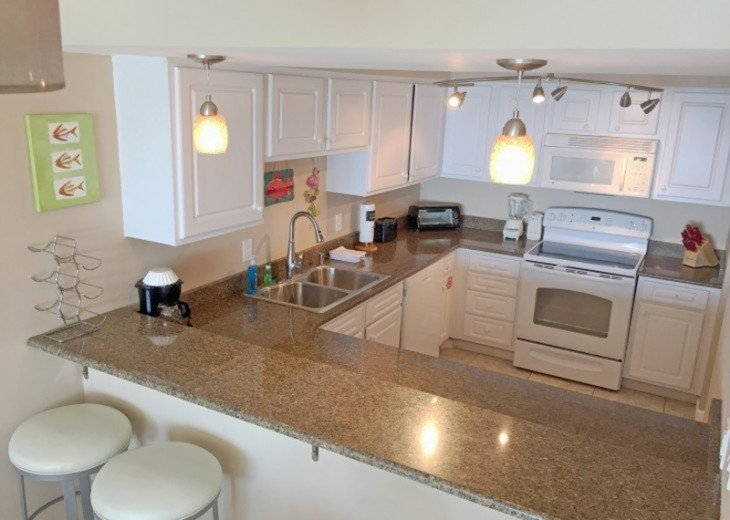 B604 Great views of the gulf to wake up to! Located directly on the beach #10