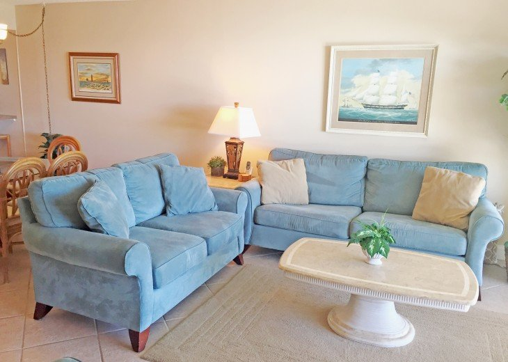 D104 1st floor unit on the beach sleeps 7! Directly on the beach! #4
