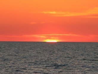 Another amazing sunset - Watch for the green flash...