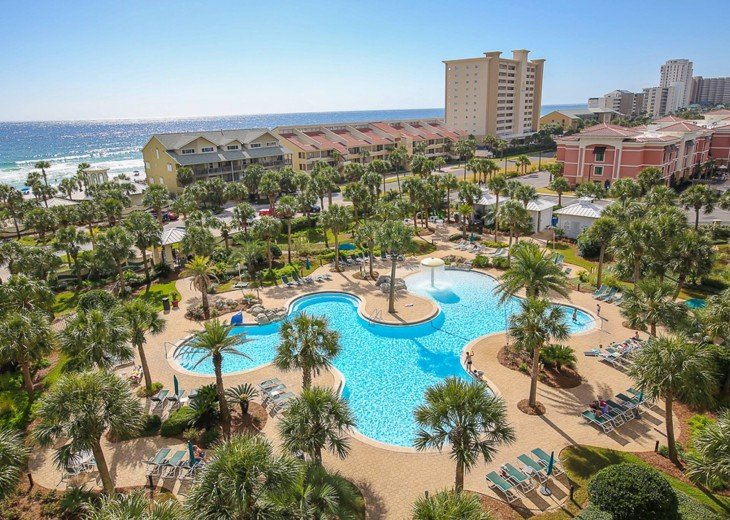 PANORAMIC OCEAN VIEWS PLUS SERENITY AT THE BEACH FROM YOUR 6TH FLOOR CONDO #19