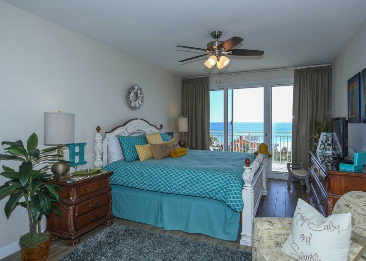 PANORAMIC OCEAN VIEWS PLUS SERENITY AT THE BEACH FROM YOUR 6TH FLOOR CONDO #2