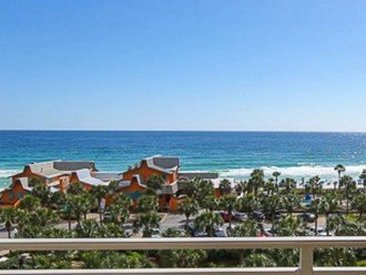 PANORAMIC OCEAN VIEWS PLUS SERENITY AT THE BEACH FROM YOUR 6TH FLOOR CONDO #1